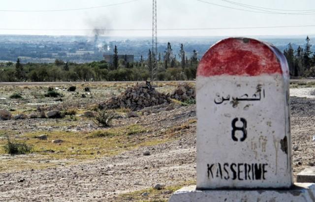 Kasserine-Tunisie